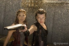 resident evil afterlife screenshot