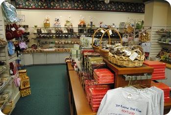 Old Kentucky Chocolates Lexington Center