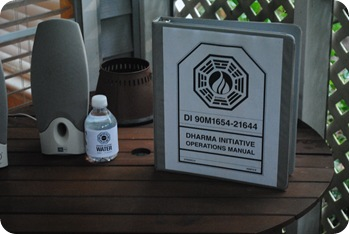 Dharma initiative manual