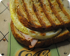 Panera Breakfast Power Sandwich
