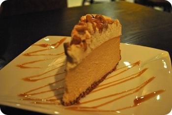 cashew caramel cheesecake