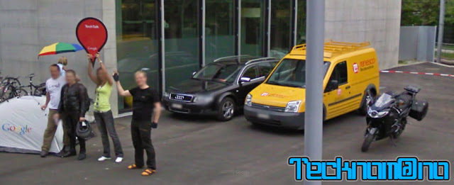 13 imagenes inéditas captadas en Google Maps