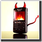 Evil Devil Blackberry