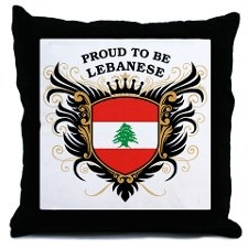 Proud to be Lebanese