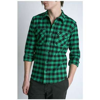 male pattern boldness: ...and awaaay we go! The men's flannel ...