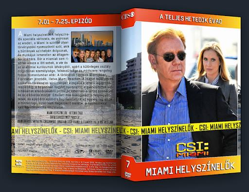 CSI Miami Helyszinelők 7 Évad (2008-2009), Krimi sorozat/Movshare/