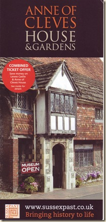 anne of cleves house & gardens 1