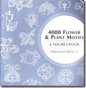 4000 flower & plant motifs - a sourcebook