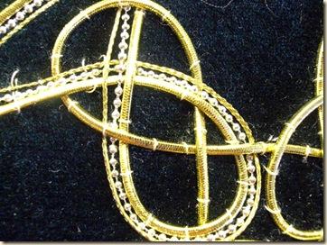 Saxon Symmetrical knot