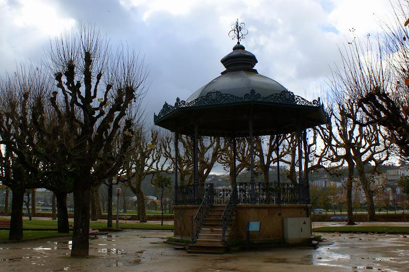 Coimbra num dia de inverno