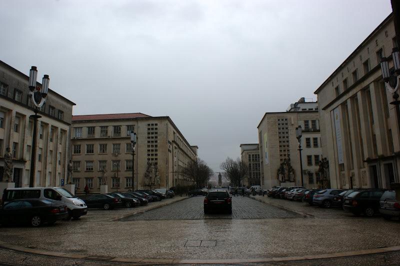Coimbra no inverno