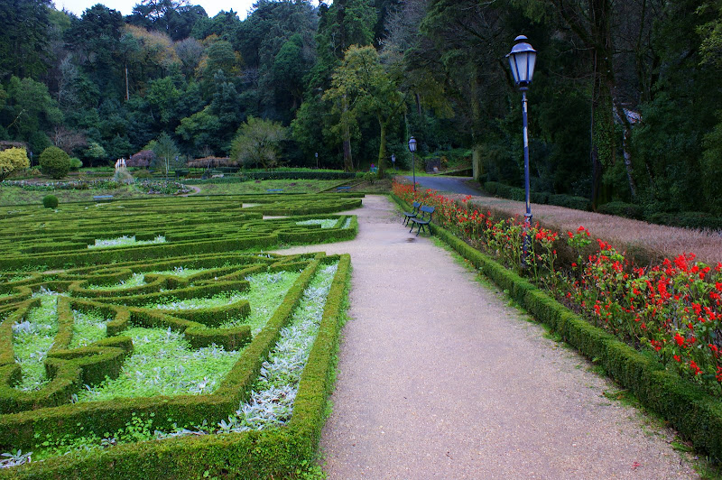 Jardin do Palacio do Bussaco