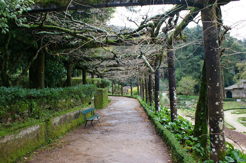 Jardins do Plácio do Buçaco