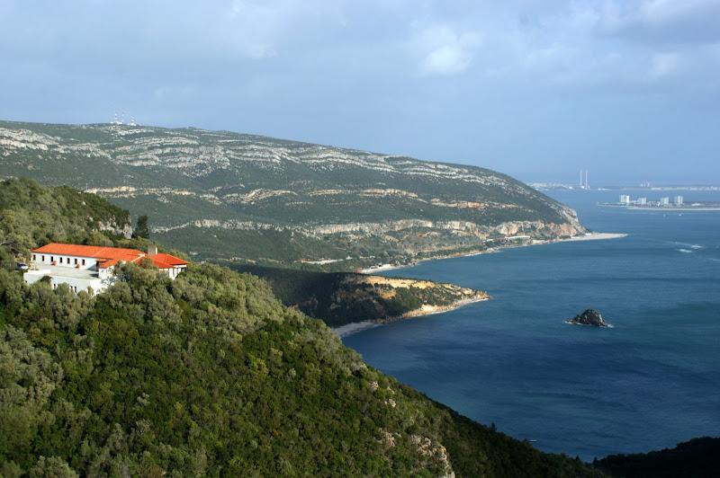 Arrábida, a serra e o mar