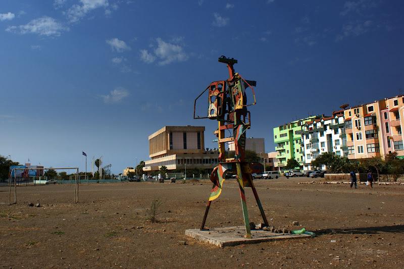 Achada de Santo António, Praia, Cabo Verde
