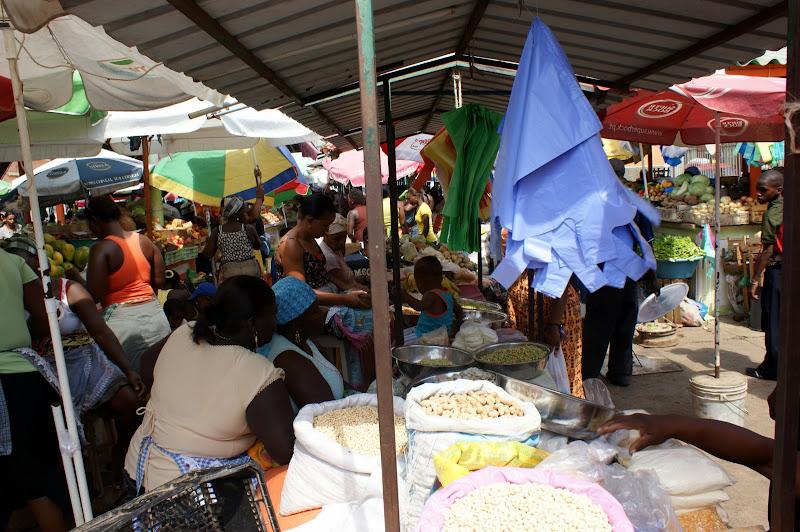 Mercado do Palteau, Praia, Santiago, Cabo Verde