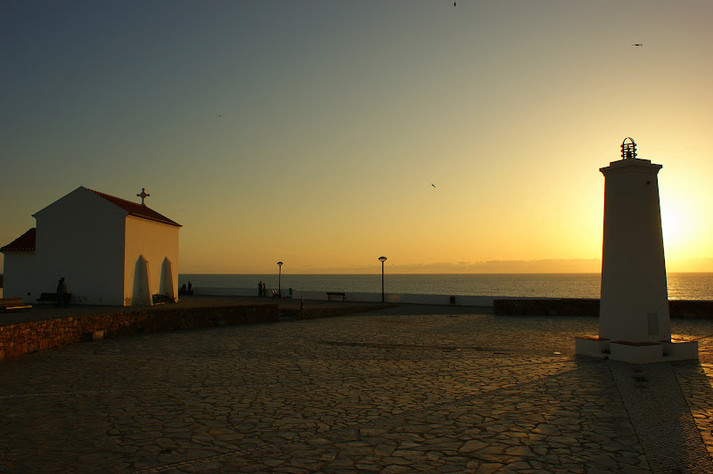 Zambujeira do Mar, Pôr do sol