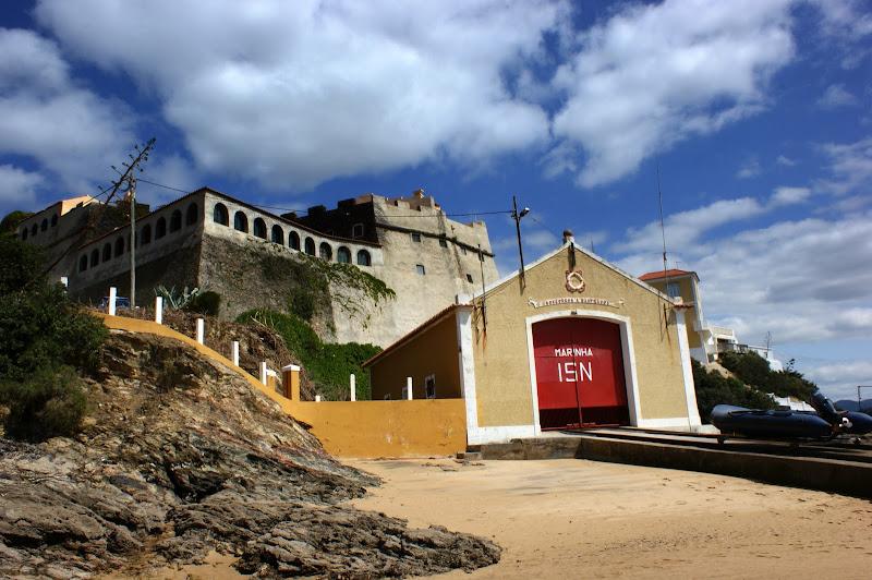 Instituto de socorro a Náufragos , Vila Nova de Milfontes