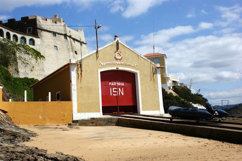 ISN, Marinha, Vila Nova de Milfontes