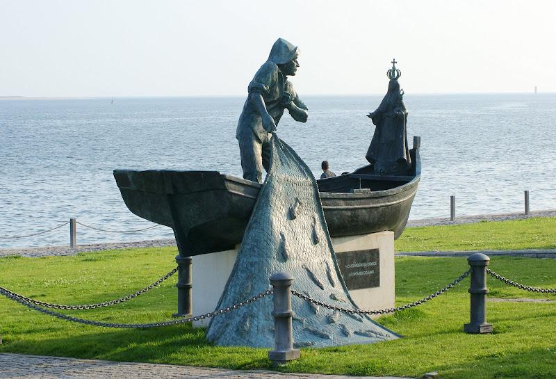 Monumento aos pescadores, Setúbal