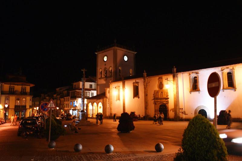 Praça da Sé, Bragança, Portugal