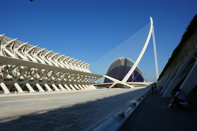 Museu da ciencia , Valencia, Espanha