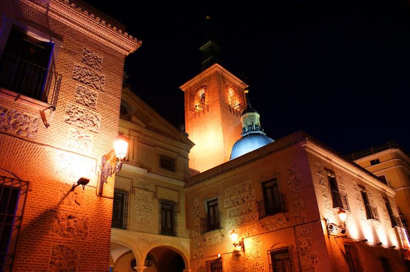 Madrid à noite