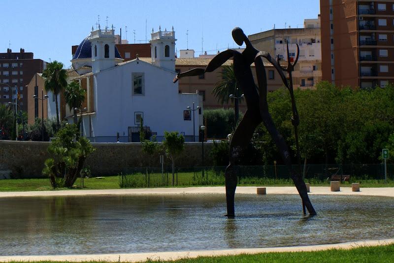 Jardins da cidade das artes