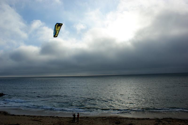 Kitesurf no Porto