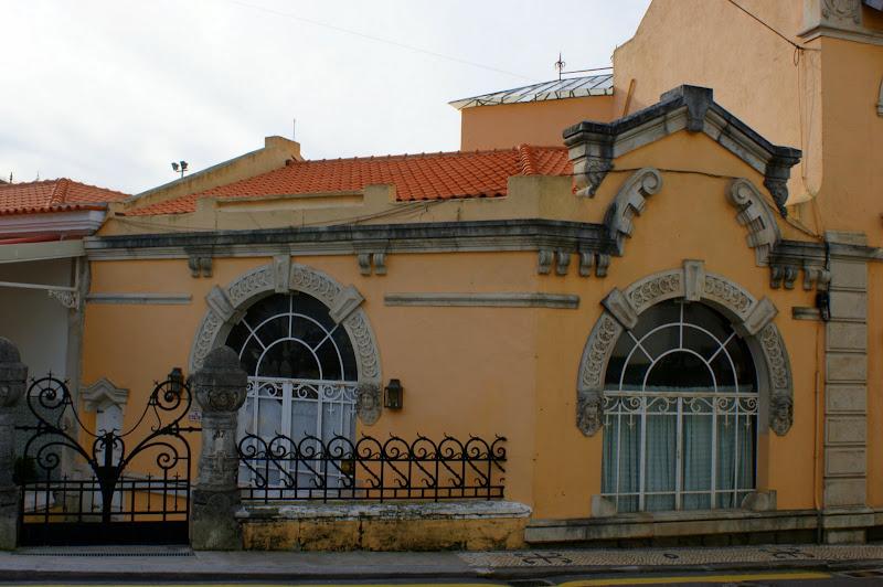 Luso, Edificio das termas
