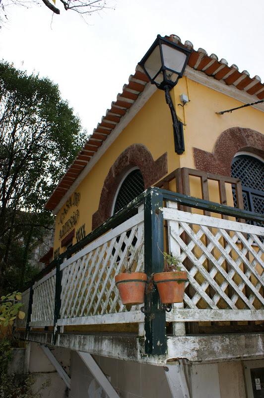 Luso, casa do artesão