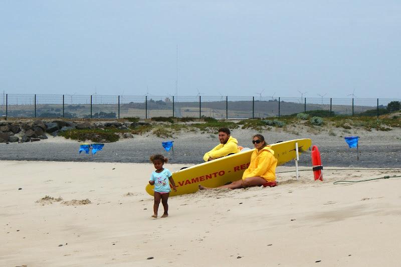 Salva-vidas, Praia de São Torpes