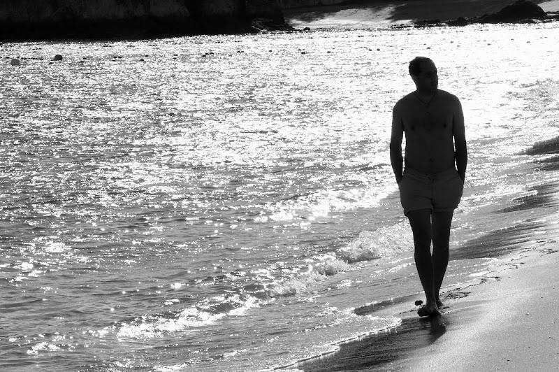 Mar de prata, Setúbal, Praia de Albarquel