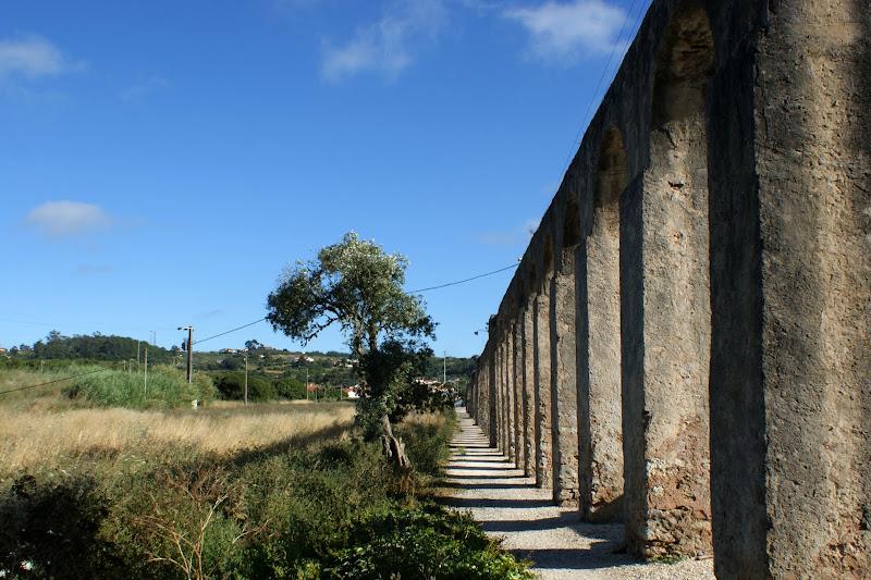 Aqueducto em Óbidos