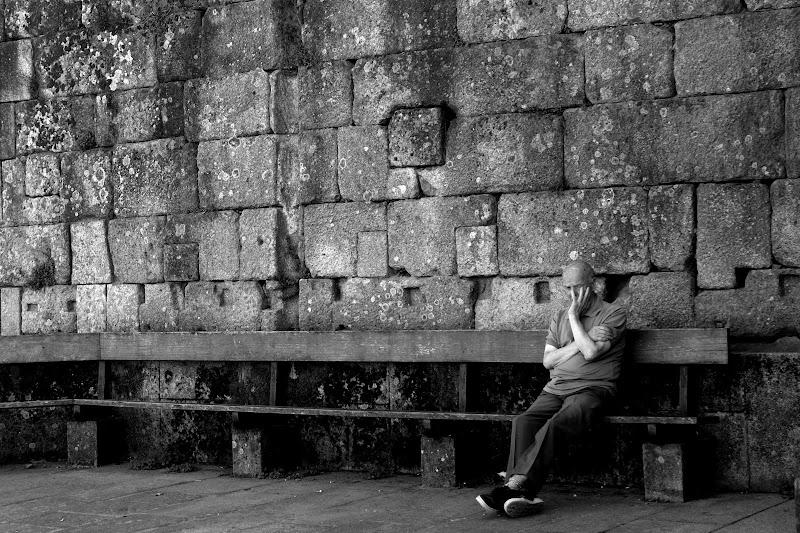 Descansar à sombra da história