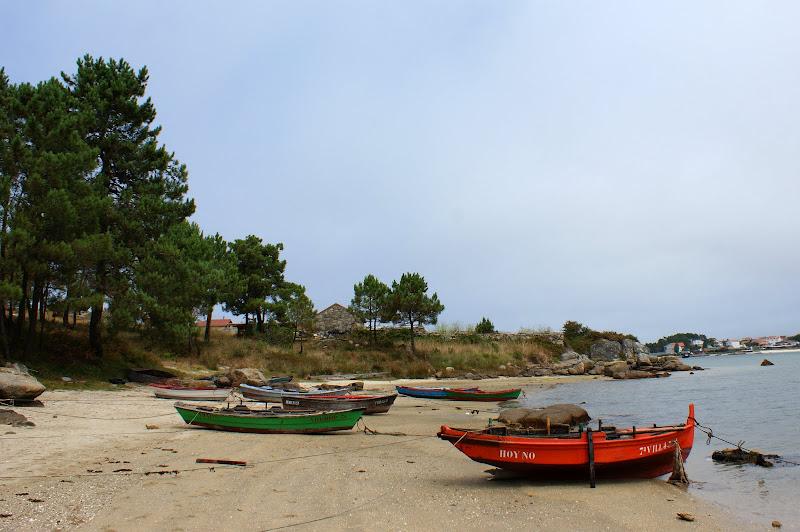 Praia nas rias baixa, o Grove