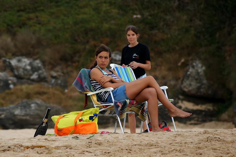 Playa Montalvo, Sanxenxo