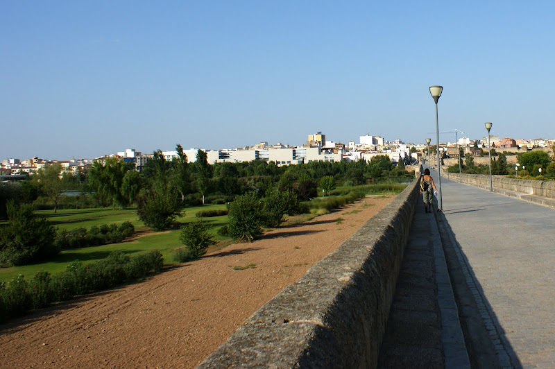 Passear por Mérida, a Ponte Romana