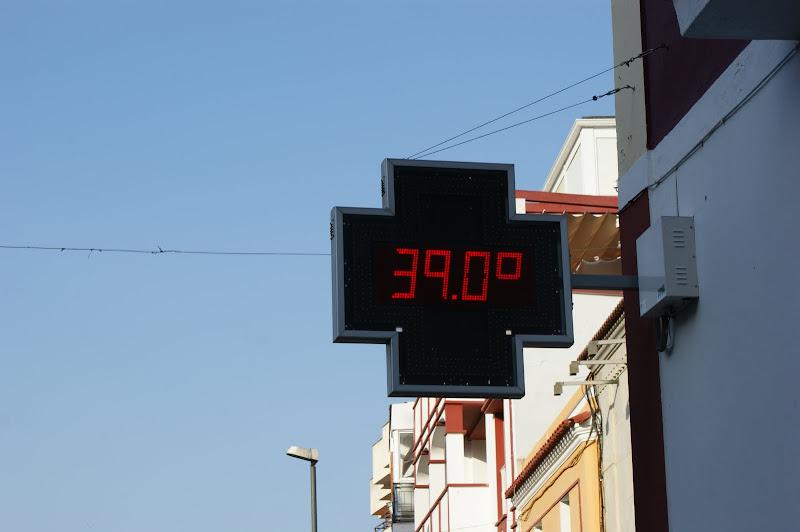 Mérida, calor