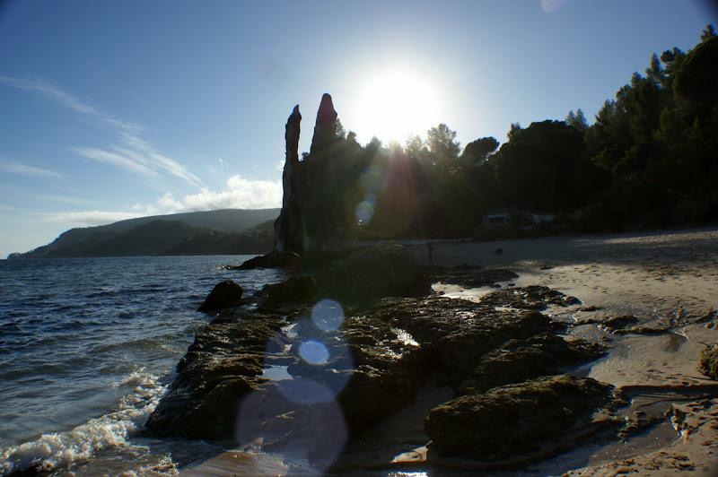 Dias de praia em Albarquel