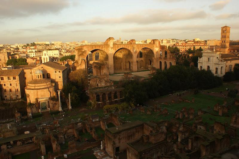 Fim de Tarde em Roma