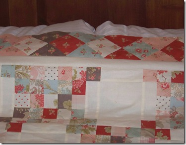 My Bed Quilt Border
