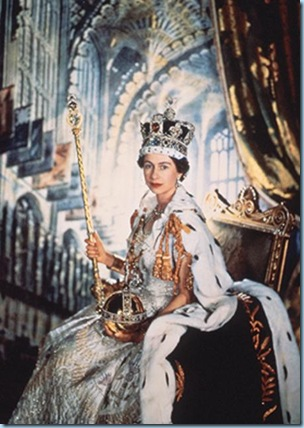 The Queen by Cecil Beaton