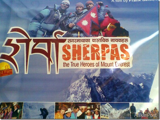 Sherpa's - The True Heroes of Mount Everest