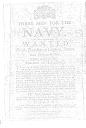 navy poster