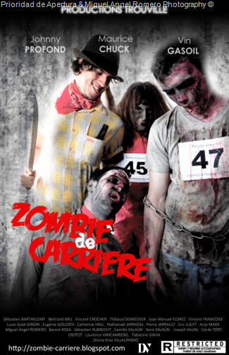 Zombie Carriere | Zombie | Prioridad de Apertura | Mromero | Strobist