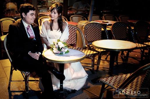 Eiffel Tower | Torre Eiffel | Bir Hakeim | boda | weding | strobist | flash