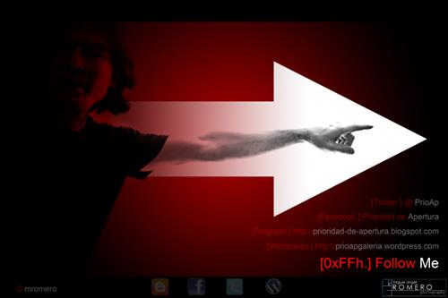 follow me | Prioridad de Apertura | mromero