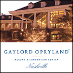 Weekend at the Opryland Hotel