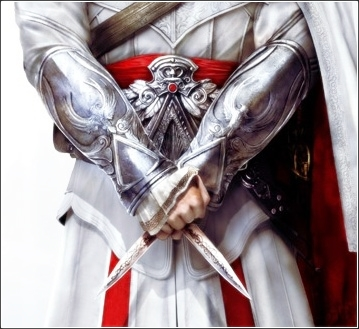 hoja oculta (hidden blade) Assasins creed